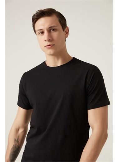 Damat Damat Haki T-Shirt Siyah
